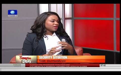 Tanwa ashiru bulwark interview on IED Analysis on Channels TV