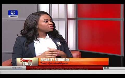 IED Analyst interview with Channels TV part 2