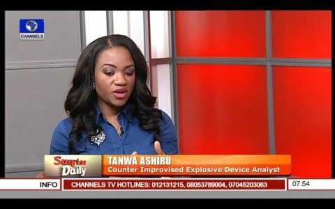Channels Interview on Chibok Girls 2