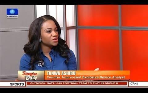 Channels Interview on Chibok Girls