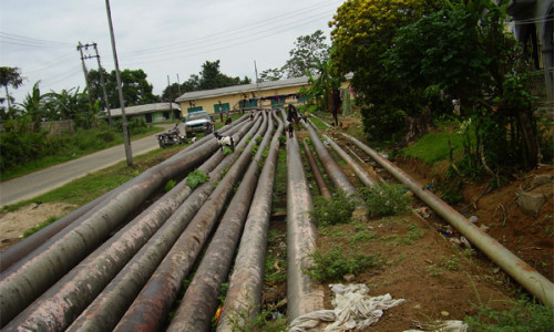 NNPC pipelines