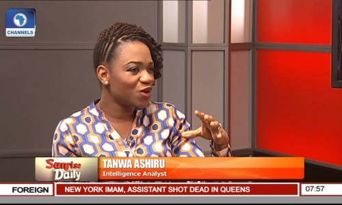 Interview with Channels TV August 2016-2