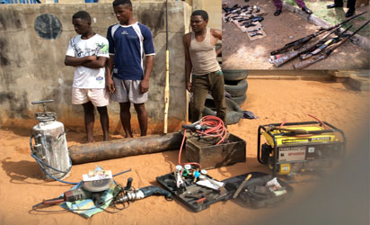 Police-uncover-illegal-firearms-factory-in-Benue.jpg