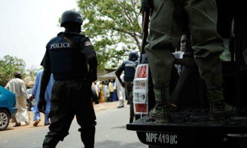 Police-demolish-suspected-Kidnappers'-den-in-Ekiti.jpg